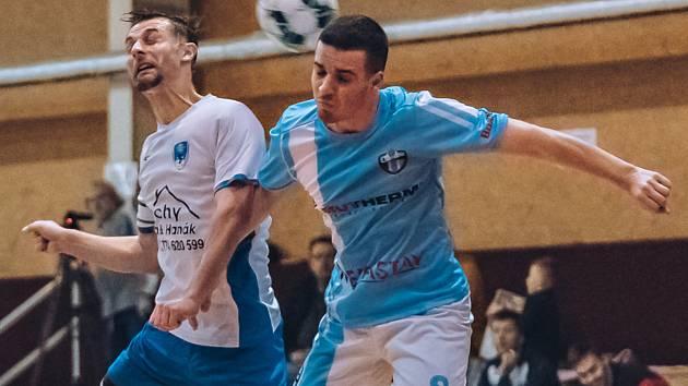 Futsalisté Amoru Kloboučky Vyškov jsou nejlepším sportovním týmem Vyškova.