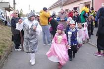 Hodějičtí slavili o víkendu Ostatky. Foto: archiv SDH Hodějice