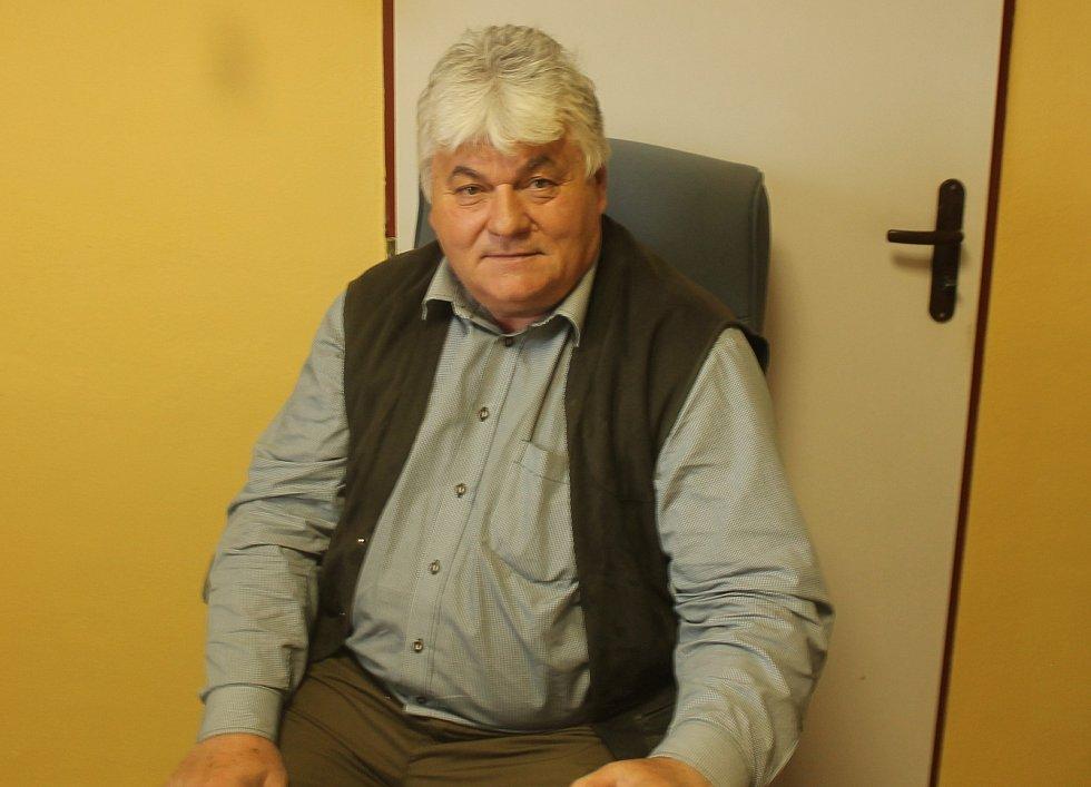 Starosta Lubomír Hofírek.