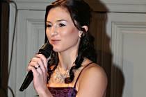 Nejlepší sportovkyní Vyškova za rok 2012 a Hvězdou čtenářů Vyškovského deníku Rovnost je moderní gymnastka SK Trasko Vyškov Veronika Nohelová.