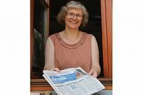 Autory knihovna propojila se čtenáři přes sociální sítě. Zdeňka Adlerová kvůli tomu oslovila nakladatelství v Brně.