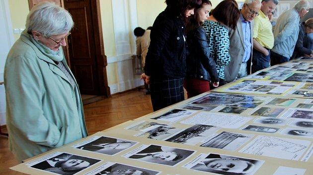 Oslavy 120 let od založení gymnázia: vzpomínky na matematiku, učitele-vrstevníky