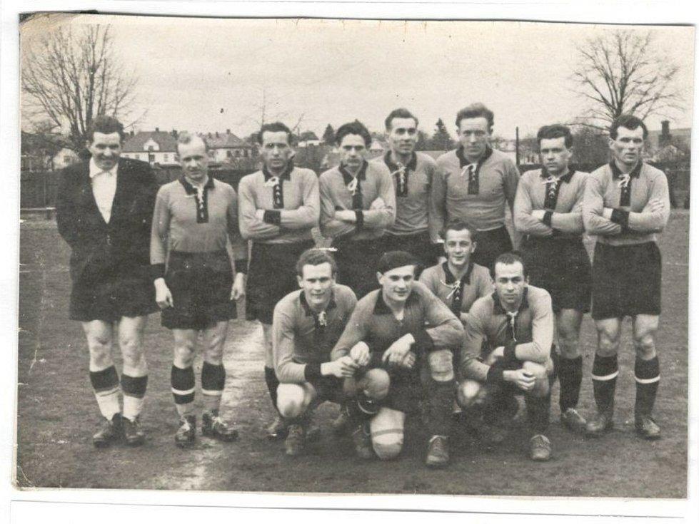 HSK Vyškov 1947-1948