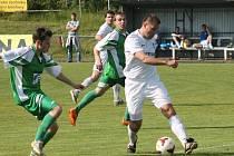 Fotbalisté Tatranu Rousínov remizovali v utkání krajského přeboru s FK SK Bosonohy 2:2.