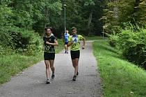 V neděli 22. srpna 2021 pořádal oddíl TJ Spartak Třebíč chodecké závody Okolo Máchova jezírka a MČR veteránů na 10 km chůze. Do Třebíče zavítalo i devět chodců z Vyškova.