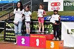 Úterý 1. 6. 2021 oslavili malí sportovci den dětí sportem při akci Čokoládová tretra Vyškov 2021.