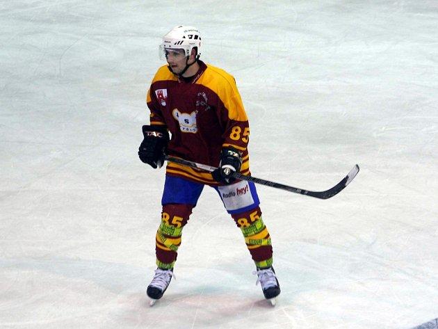 urnaj odchovanců ledního hokeje trénovaných Emilem Pilouškem.