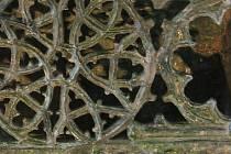 Originály vzácných středověkých kachlí vystavuje od včerejška Muzeum Vyškovska ve Vyškově.