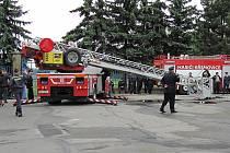 Dobrovolní hasiči z Křenovic slavili 120. výročí založení sboru.