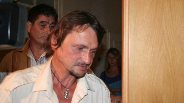 Obžalovaný Ladislav Kupčík