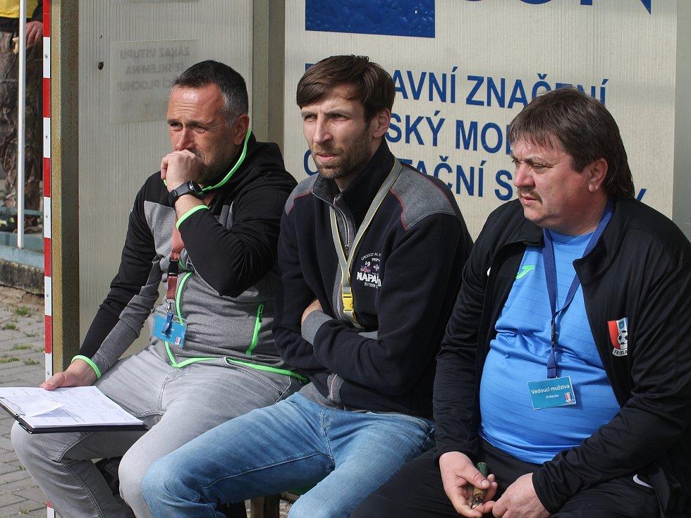 Zbyněk Zbořil, fotbalový trenér.