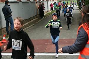 Vyškovský mikulášský běh. Ilustrační foto