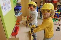 Děti z mateřské školy Šikulka už dobře vědí, co jsou to řemesla.