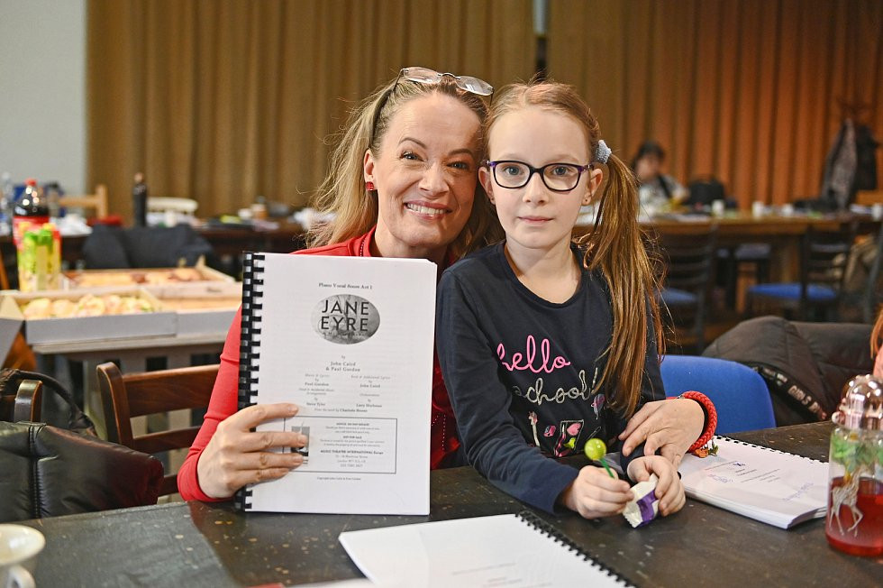 V Městském divadle Brno zahájili umělci zkoušky muzikálu Jana Eyrová.