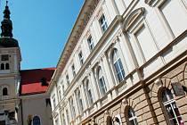 Vyškovský Besední dům čekají další stavební úpravy.
