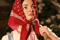 Známá pohádka Mrazíka bavila diváky v Bučovicích.