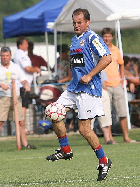 Róbert Kafka postoupil do nejvyšší soutěže se Zbrojovkou iDrnovicemi. Byl autorem prvního prvoligového gólu týmu zVyškovska.