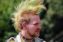 Punkový festival Pod Parou se obešel bez výtržností.