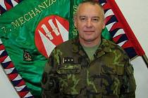 Vyškovskou posádku vede nově Josef Kopecký. Jeho cílem je i víc zefektivnit kurzy.
