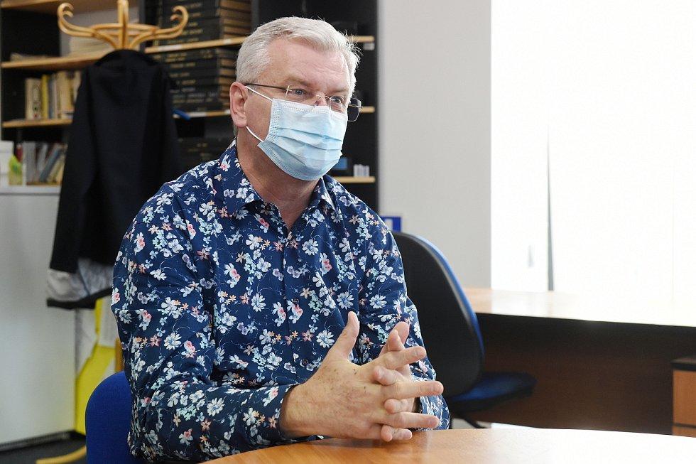 Bývalý senátor Ivo Bárek.