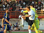 MFK Vyškov - FC Vysočina Jihlava 1:4.