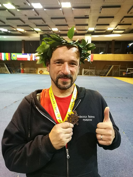 Martin Belcredi Vlček.