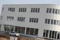 Slavnostní otevření nového obchodního centra ve Vyškově