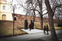 Památník je dílem architekta Jana Snášela a jeho týmu z ateliéru Livingstav.