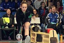 Ve Vyškově proběhlo mistrovství České republiky dorostenek v kuželkách. Bronzovou medaili na 120 hodů sdružených vybojovala domácí hráčka Michaela Kouřilová.