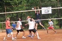 Volejbalový turnaj v Lulči