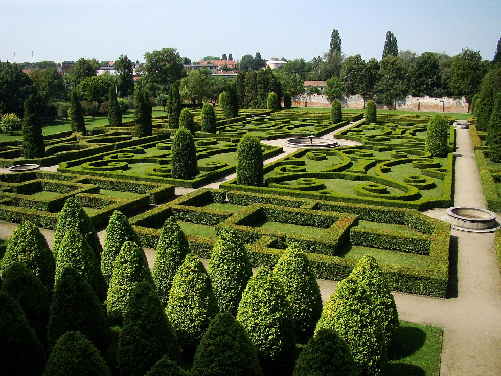 Krásy zámku v Bučovicích si zájemci kvůli vládním opatřením zatím neprohlédnou.