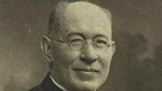 Kněz a překladatel Alois Koudelka.