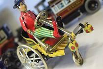 Výstava Autíčka pro malé a velké v bučovickém zámku bude k vidění do 11. ledna.