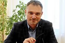 Vyškovský starosta Karel Jurka.