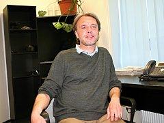 Ředitel vyškovské Charity Karel Kosina.