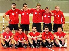 Nohejbalisté NK Rozvíz Slovan Ivanovice na Hané. Ilustrační foto.