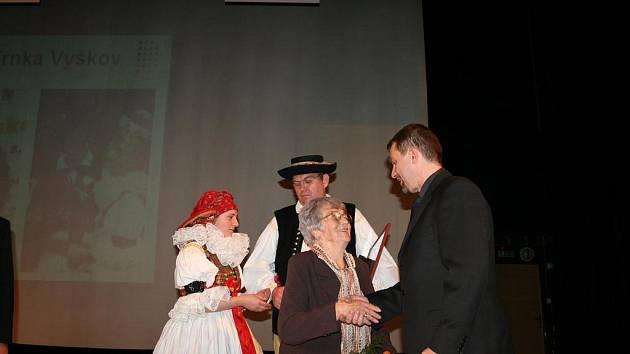 Vyškovský folklorní soubor Trnka