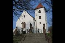 Kostel svatého Jiljí v Kobeřicích u Brna. Ilustrační foto.