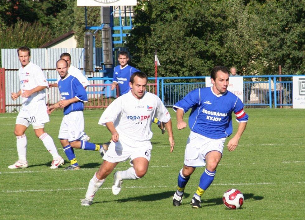 Podzimní utkání Dědic s Šardicemi skončilo jednogólovým vítězstvím domácího týmu. Tentokrát jsou favoritem Šardice