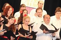 Na sborovém festivalu Dr. Antonína Tučapského ve Vyškově se představilo pět hudebních těles, například Vox Iuvenalis nebo Svatopluk.