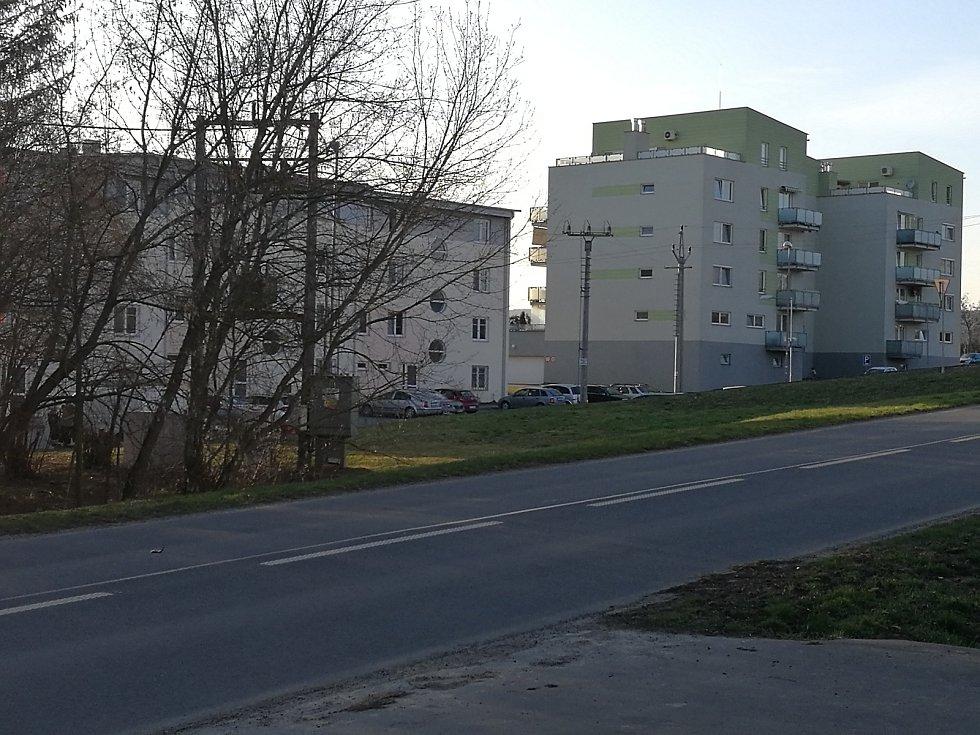 Bytové domy.
