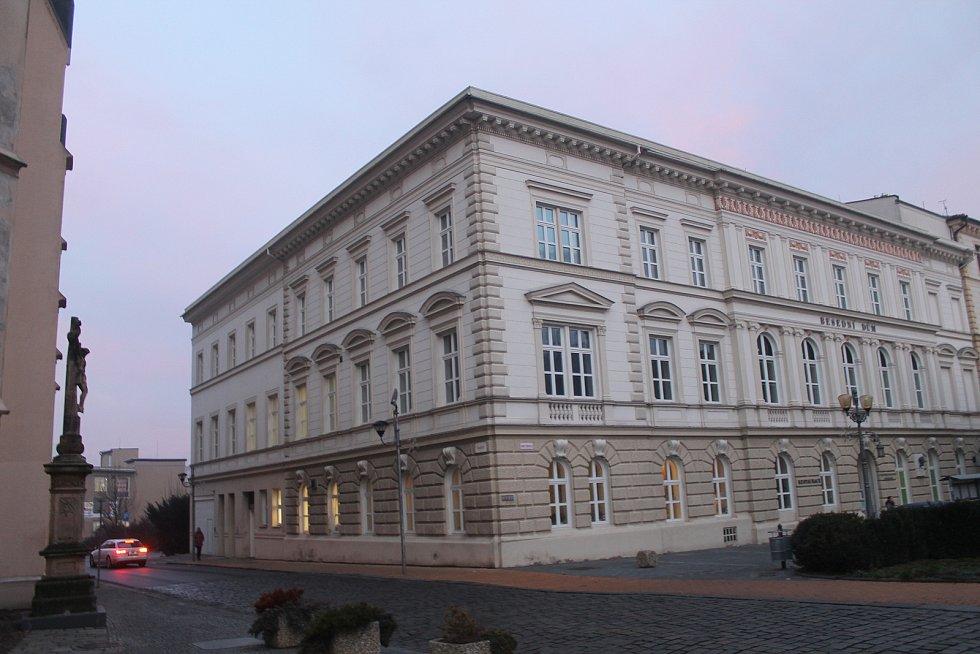 Besední dům ve Vyškově.