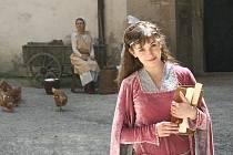 Na návštěvu do okresní knihovny přijde i vyškovská herečka Sarah Haváčová, která se proslavila jako princezna Lenka v pohádce Škola princů.