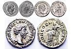 Vystavená sbírka obsahuje vzácné mince ze starověké Římské říše, středověké Byzantské říše, Osmanské říše a mnoha dalších středověkých státních útvarů.