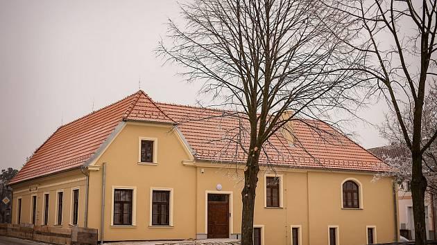 Výsledek rekonstrukce budovy komunitního centra a obecního úřadu ocenili hlasující v soutěži Náš evropský projekt.
