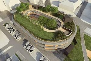 Vizualizace podoby nového domova pro seniory v Zahradní ulici v Bučovicích byly představeny již předloni. Vize však stále zůstávají pouze na papíře.
