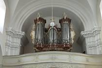 Varhany v kostele Nanebevzetí Panny Marie nechá farnost opravit.