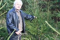 Radka Kotíka přivedla k zálibě ve zbraních myslivost. Jako dlouholetý nimrod se nejlépe cítí v lese, třeba i beze zbraně.