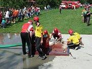 Sbor dobrovolných hasičů z Tučap.