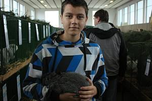 Ve Slavkově u Brna se sjeli chovatelé z celé Moravy. Přivezli devět stovek zvířat.